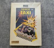 New Space Taxi Commodore 64 Muse Software Vintage Computer Game C64 1984 Sealed