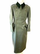 Ww2 German Medical Officer M36 Greatcoat