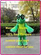 Turtle Mascot Costume Suit Cosplay Party Game Dress Outfit Advertising Halloween