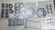 6aw-w0001-00-00 Yamaha 2006 And Up Powerhead Gasket Kit 300 350 Hp New Old Stock