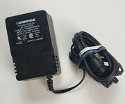 061-0008-00 Lowrance Ac Power Adapter Class 2 Transformer New Old Stock