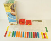 Child Guidance Toys Musical Toy Vintage No. 4015 Bouncing Ball Xylophone - Rare
