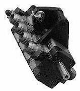 Stock Car Products Scp-204a 4 Stage Dry Sump Pump Sbc Engine Mount