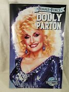 🔥dolly Parton Female Force Comic🔥 Fast Free Shipping