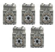Four Seasons 58064 Set Of 5 A/c Compressor For Ford Lincoln Mercury