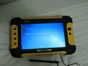 Trimble Yuma Tablet Rugged Handheld Computer With Stylus Pen And Soft Case