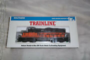 Walthers Trainline 931-111 Emd Gp9m Loco Milwaukee Road 974 Tested Vgc Boxed
