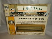 Herpa 1/87 Truck And Trailer And Freight Car Lot Ho