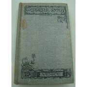 Thomas Okey The Story Of Venice - Illustrandeacute Nelly Erichsen 1931 Dent And Sons