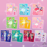 Sailor Moon Eternal Letand039s Party Clear File 10 Types Set Ichiban Kuji Prize G