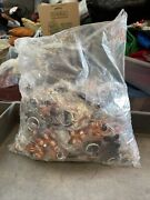 100 New Old Stock Nestle Bunny Keychains In Original Plastic Packaging