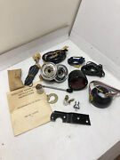 Nos 1957 Chevy Truck Turn Signal Accessory Kit Rare Gm Pt 987646