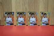 Lionel Messi Fifa 365 Best Player 2005 Gold From Photo X4