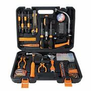 Home Repair Tools Sets95 Pieces Handsaw General Household Hand Tool Kits