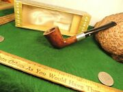 1956-1972 Kaywoodie Unsmoked Signet Canted Dublin Boxed Large 4 Ball Stinger
