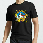 New Rick Griffin Surfing Eyeball Gildan Tee Design Unisex 2021 Tshirt S-2xl