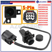 Rear Reverse Backup Camera 6 Pin Replacement For Ram Pickup Truck New