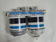 3600 4600 4610 3610 6610 5000 4000 6600 Ford Tractor Fuel Filter Assembly 🎯