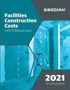 Facilities Construction Costs With Rsmeans Data 60201 English Paperback Book