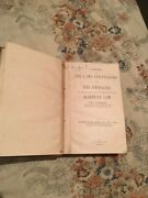 A Rare Book In 1923 The Sinhalese Kandyan Law And Customs In Srilanka