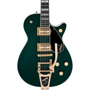 Gretsch G6228tg-pe Players Edition Jet Bt Bigsby Gold Hardware Cadillac Green