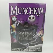 2015 Munchkin Nightmare Before Christmas Sealed Discontinued Free Shipping