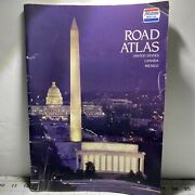 Allstate Motor Club Rd. Atlas United States 1992 Creased Cover