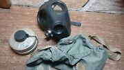 Isreali Shalon 4a1 Gasmask Brand New With Sealed Type 80 Filter