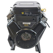 Briggs Engine 23hp Ohv V-twin Comes With Kit To Fit Into John De_ 386447-jd70-r2