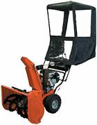 02-1402 Black Universal Heavy-duty Snow Thrower Cab With Quick Detach