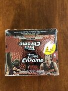 2002-03 Topps Chrome Basketball Unopened Sealed 24-pack Possible Yao Rookie Read