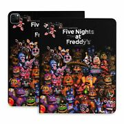 Fnaf World Freddy Case For 10.2-12.9 Ipad 7 8 2020 Pro Air3/4 With Pencil Holder