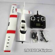 2.4g F949 Rc Airplane Fixed Wing Plane Electric Aircraft Outdoor Radio Remotes