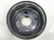 07 Kawasaki Brute Force Kvf 650 Front Wheel Rim 12 X 6.0 At 6e22a3
