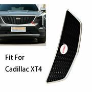 Fit For Cadillac Xt4 2018-2021 Sport Style Front Upper Bumper Mesh Grill Grille
