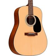 Martin Special 18 Style Vts Dreadnought Acoustic Guitar Natural