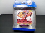 Hot Wheels1998 Blue Box 30th Year Anniverary Rodger Dodger . Purple Redlines