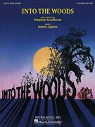Into The Woods Vocal Selections English Paperback Book Free Shipping