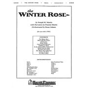 Shawnee Press The Winter Rose Score And Parts Composed By Joseph M. Martin