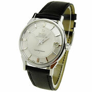 Omega Constellation And039pie-panand039 Vintage Steel Automatic Wristwatch Omega Service