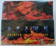 Spawn The Movie 1997 Trading Cards Box - Factory Sealed - Inkworks