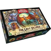 Hero Realms The Lost Village- Part Two Of The Ruin Of Thandar Campaign - New