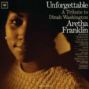 Aretha Franklin-unforgettable-tribute To D.washing Uk Import Cd New