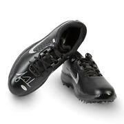 Autographed Uda Tiger Woods Nike Air Zoom Tw71 Golf Shoes