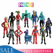 New 12pcs Fortnite Battle Royale Action Figures Kids Toy Collection Gift [us]