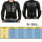 Motocross Dirt Bike Atv Racing Full Body Armor Protective Gear Jacket S-3xl Us