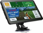 9gps Semi Truck Commercial Driver Accessories Navigation System Trucker