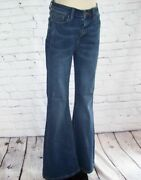 Judy Blue High Rise Flares