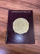 Landing Force 6th Fleet I-96 22 D Marine Expeditionary Unit Year Book Military