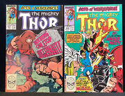 The Mighty Thor 411412 1st Appearance Of The New Warriors High Grade